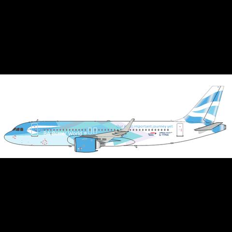 A320neo British Airways BA Better World G-TTNA 1:200 +Preorder+