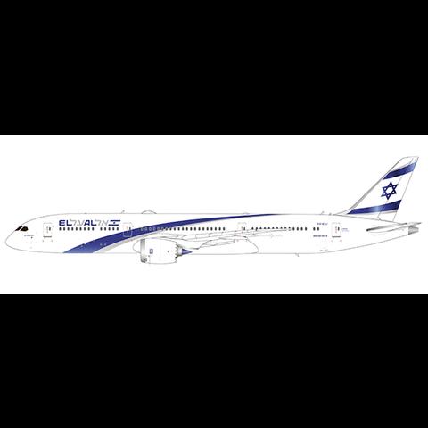 B787-9 Dreamliner El Al Israel Airlines 4X-EDJ 1:200 +preorder+