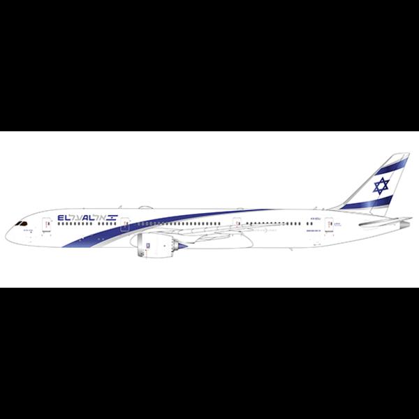 JC Wings B787-9 Dreamliner El Al Israel Airlines 4X-EDJ 1:200 +preorder+