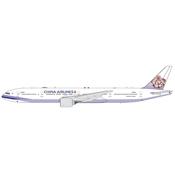 JC Wings B777-300ER China Airlines  B-18003 1:400 flaps +Preorder+