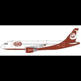 JC Wings A320 Niki D-ABHH 1:400 +preorder+