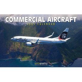 Commercial Aircraft Calendar 2022
