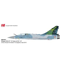 Hobby Master Mirage 2000-5F French AF Groupe de Chasse 1/2 Cigognes 10 Years 2-E0 1:72 +preorder+