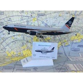 JC Wings B767-200ER British Airways N652US 1:200