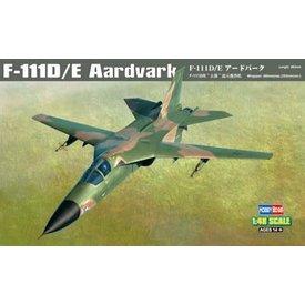 HobbyBoss F111D/E Aardvark 1:48