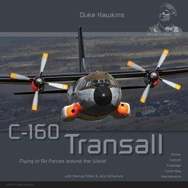 Duke Hawkins HMH Publishing C-160 Transall: Aircraft in Detail #022 SC +preorder+