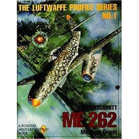 Schiffer Publishing Messerschmitt Me262: LPS#1 SC