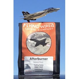 Flying Wired Coffee Company Coffee Beans Afterburner Espresso Roast