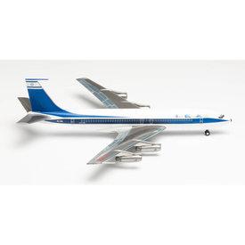 Herpa B707-400 El Al 4X-ATA Shehecheyanu 1:200 +preorder+
