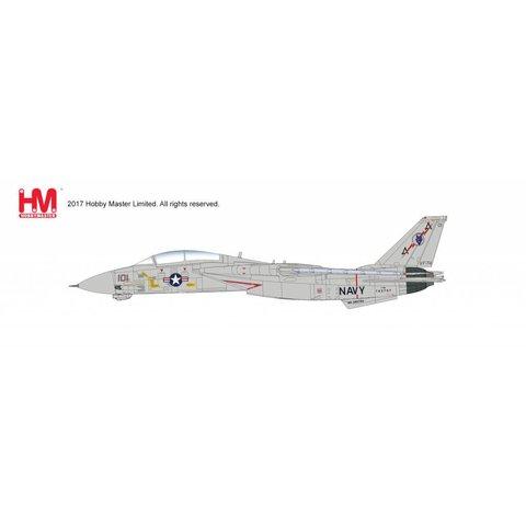 HOBBYM F14A TOMCAT VF74 BEDEVILLERS 1987 1:72