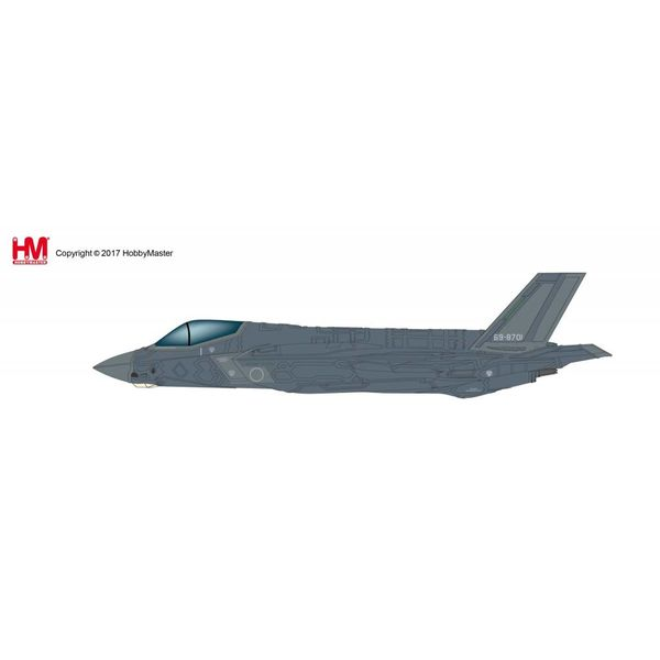 Hobby Master F35A JASDF Japan Air Self Defence Force 69-8701 1:72 with stand
