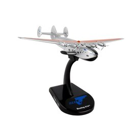 Postage Stamp Models B314 Pan American Yankee Clipper 1:350 with stand