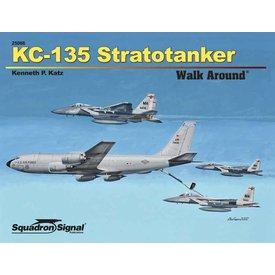 Squadron Kc135 Stratofortress:Walk Around #66 Sc