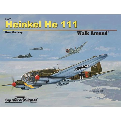 Heinkel He111:Walk Around #70 Sc