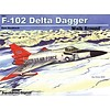 F102 Delta Dagger: Walk Around #64 Softcover