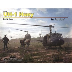 Squadron Uh1 Huey:In Action #249 Sc