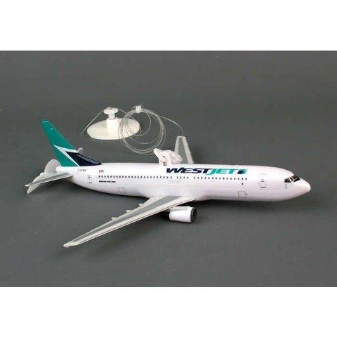 Westjet Flying Plane On a String