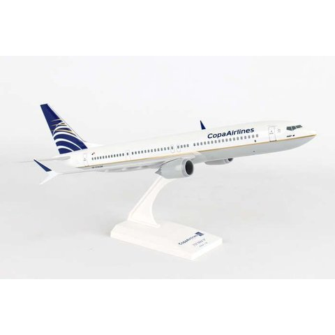 737 MAX9 COPA 1:130 with stand (no gear)