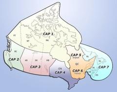 Canada Air Pilot (CAP) Approach Plates