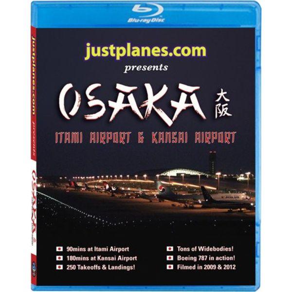 justplanes JUSTP BLU OSAKA ITAMI/KANSAI AIRPORTS