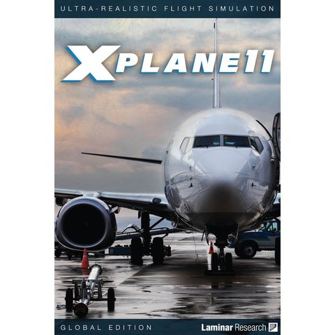 X-Plane 11 Flight Simulator
