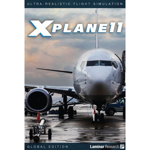 Laminar Research X-Plane 11 Flight Simulator