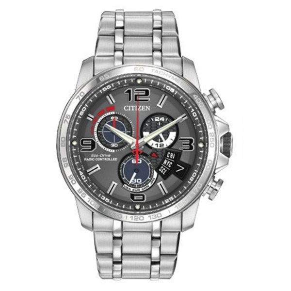 Citizen Chrono-Time A-T Grey