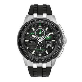 Citizen Promaster Skyhawk A-T Black Ruber Band