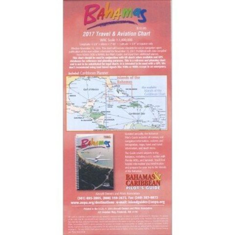Bahamas & Turks & Caicos WAC VFR chart