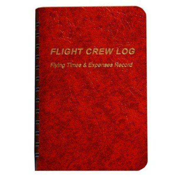 df81e9ace13 Flight Crew Log Red by avworld.ca
