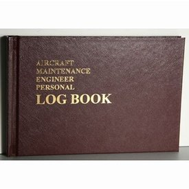 avworld.ca Logbook AME Transport Canada Style hardcover
