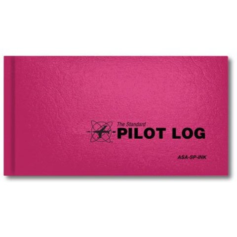Logbook Standard Pink