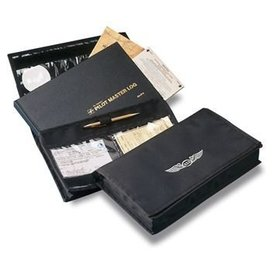ASA - Aviation Supplies & Academics Master Logbook Case