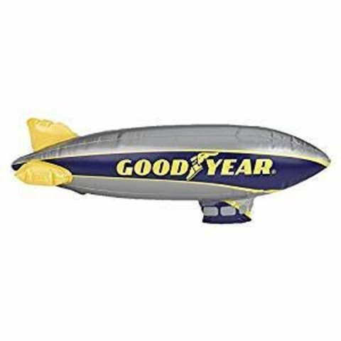 INFLATABLE GOODYEAR BLIMP