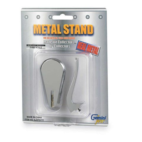 Stand Chrome 1:400 (for all aircraft types)