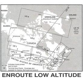 Nav Canada Low Altitude IFR Chart - June 17th 2021