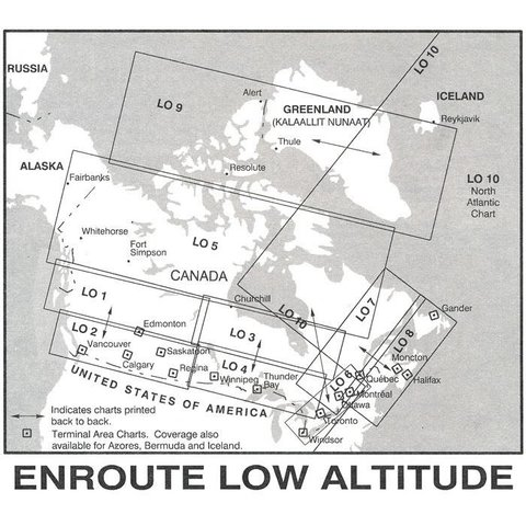 Low Altitude IFR Chart Feb 28 2019