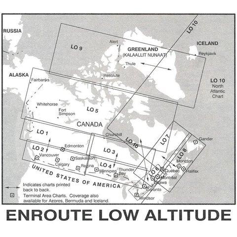 Low Altitude IFR Chart June 20 2019
