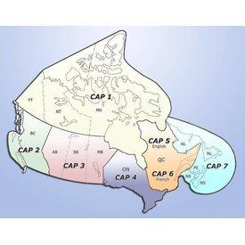 Nav Canada Canada Air Pilot (CAP) Approach Plates August 15th 2019