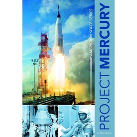 Schiffer Publishing Project Mercury: America in Space Series Hardcover