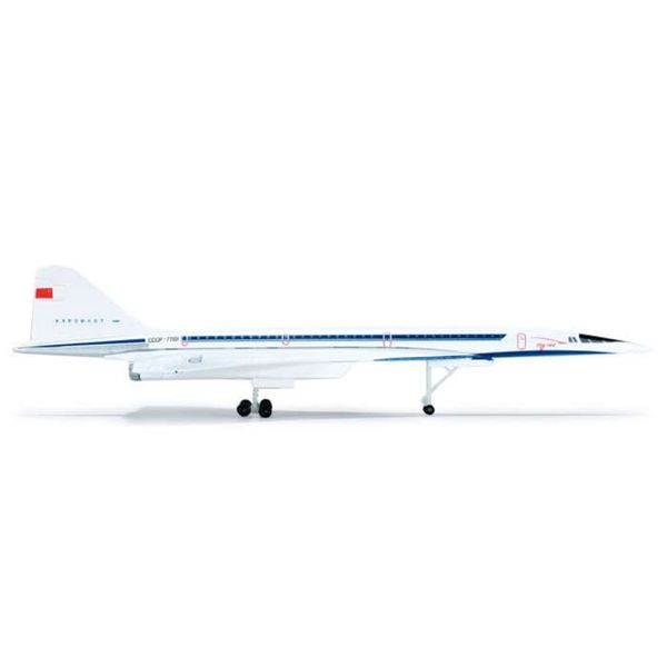 Herpa TU144 Aeroflot old livery 1:400**o/p**