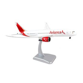 Hogan B787-8 AVIANCA INFLIGHT/GEAR 1:200