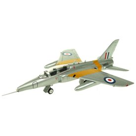 AV72 Gnat T1 Royal Air Force Trainer Silver/Yellow XM693 1990s livery 1:72
