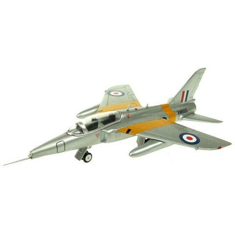 Gnat T1 Royal Air Force Trainer Silver/Yellow XM693 1990s livery 1:72