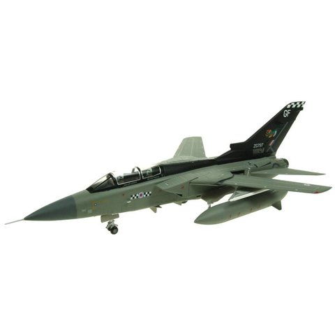 Tornado F3 43 Squadron Royal Air Force RAF Leuchars ZG797 GF 1:72 with stand