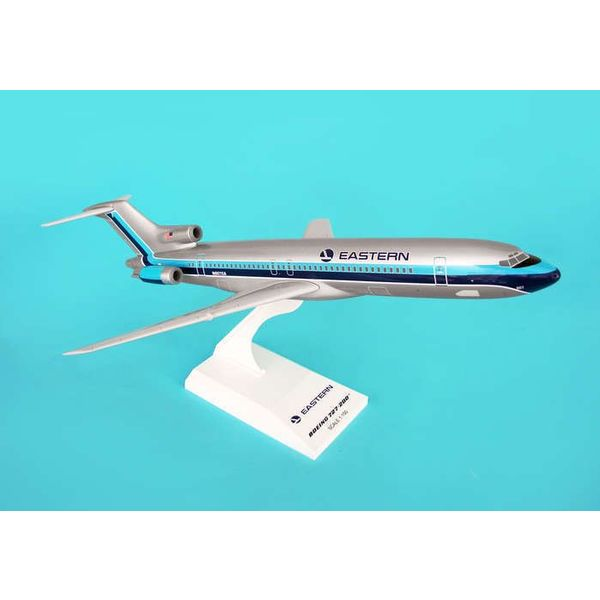 SkyMarks B727-200 Eastern Airlines Hockey stick livery 1:150 with stand