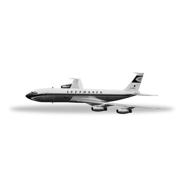 Herpa B707-400 Lufthansa OC 1/200