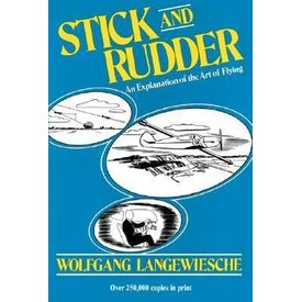 McGraw-Hill Stick & Rudder:Explanation Of The Art Of Flying Hc