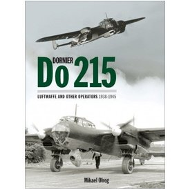 Classic Publications Dornier DO215: Luftwaffe & Other Operators HC