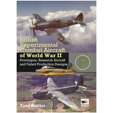 British Experimental Combat Aircraft Ww2:Prototypes Hc